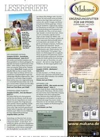 Titelbild der Ausgabe 40/2019 von LESERBRIEFE. Zeitschriften als Abo oder epaper bei United Kiosk online kaufen.