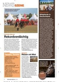 Titelbild der Ausgabe 60/2019 von NEWSSZENE. Zeitschriften als Abo oder epaper bei United Kiosk online kaufen.