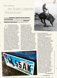 Titelbild der Ausgabe 70/2019 von Was wurde aus … … der Rodeo-Legende Steamboat?. Zeitschriften als Abo oder epaper bei United Kiosk online kaufen.