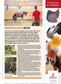 Titelbild der Ausgabe 70/2019 von MEHR BALANCE, BITTE!. Zeitschriften als Abo oder epaper bei United Kiosk online kaufen.
