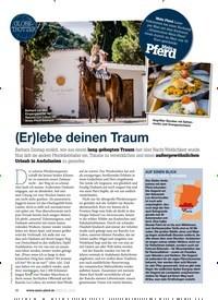 Titelbild der Ausgabe 71/2019 von (Er)lebe deinen Traum. Zeitschriften als Abo oder epaper bei United Kiosk online kaufen.