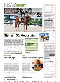 Titelbild der Ausgabe 90/2019 von NEWS SPORT. Zeitschriften als Abo oder epaper bei United Kiosk online kaufen.