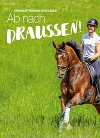 Titelbild der Ausgabe 90/2019 von DRESSURTRAINING IM GELÄNDE: Ab nach DRAUSSEN!. Zeitschriften als Abo oder epaper bei United Kiosk online kaufen.