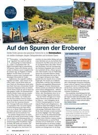 Titelbild der Ausgabe 100/2019 von Auf den Spuren der Eroberer. Zeitschriften als Abo oder epaper bei United Kiosk online kaufen.