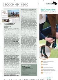 Titelbild der Ausgabe 100/2019 von LESERBRIEFE. Zeitschriften als Abo oder epaper bei United Kiosk online kaufen.