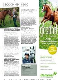 Titelbild der Ausgabe 10/2020 von LESERBRIEFE. Zeitschriften als Abo oder epaper bei United Kiosk online kaufen.