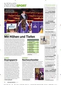 Titelbild der Ausgabe 20/2020 von NEWSSPORT. Zeitschriften als Abo oder epaper bei United Kiosk online kaufen.