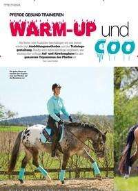 Titelbild der Ausgabe 20/2020 von PFERDE GESUND TRAINIEREN: WARM-UP und COOL-DOWN. Zeitschriften als Abo oder epaper bei United Kiosk online kaufen.