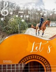 Titelbild der Ausgabe 40/2020 von REITEN MIT MUSIK: Let's Dance!. Zeitschriften als Abo oder epaper bei United Kiosk online kaufen.
