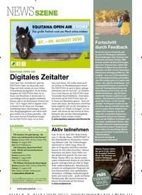 Titelbild der Ausgabe 80/2020 von NEWS SZENE. Zeitschriften als Abo oder epaper bei United Kiosk online kaufen.