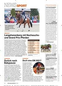 Titelbild der Ausgabe 80/2020 von NEWS SPORT. Zeitschriften als Abo oder epaper bei United Kiosk online kaufen.