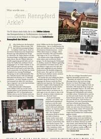 Titelbild der Ausgabe 80/2020 von Was wurde aus … … dem Rennpferd Arkle?. Zeitschriften als Abo oder epaper bei United Kiosk online kaufen.