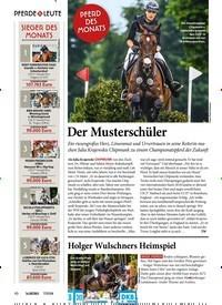 Titelbild der Ausgabe 70/2018 von Der Musterschüler. Zeitschriften als Abo oder epaper bei United Kiosk online kaufen.