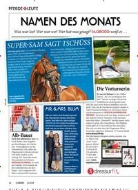 Titelbild der Ausgabe 120/2018 von NAMEN DES MONATS. Zeitschriften als Abo oder epaper bei United Kiosk online kaufen.