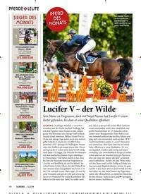 Titelbild der Ausgabe 50/2019 von Lucifer V – der Wilde. Zeitschriften als Abo oder epaper bei United Kiosk online kaufen.