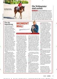 Titelbild der Ausgabe 50/2019 von Über die Siegerehrung. Zeitschriften als Abo oder epaper bei United Kiosk online kaufen.