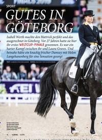 Titelbild der Ausgabe 50/2019 von GUTES IN GÖTEBORG. Zeitschriften als Abo oder epaper bei United Kiosk online kaufen.