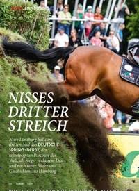 Titelbild der Ausgabe 70/2019 von HAMBURG: NISSES DRITTER STREICH. Zeitschriften als Abo oder epaper bei United Kiosk online kaufen.