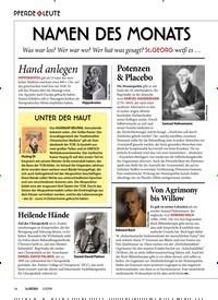 Titelbild der Ausgabe 101/2019 von NAMEN DES MONATS. Zeitschriften als Abo oder epaper bei United Kiosk online kaufen.