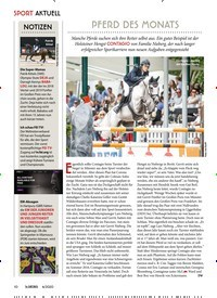 Titelbild der Ausgabe 60/2020 von SPORT AKTUELL. Zeitschriften als Abo oder epaper bei United Kiosk online kaufen.