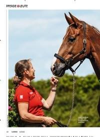 """Titelbild der Ausgabe 60/2020 von """"Corlandus war das Pferd, was ich extrem beeindruckend und toll fand"""". Zeitschriften als Abo oder epaper bei United Kiosk online kaufen."""