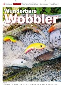 Titelbild der Ausgabe 50/2018 von Wunderbare Wobbler. Zeitschriften als Abo oder epaper bei United Kiosk online kaufen.