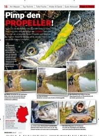 Titelbild der Ausgabe 50/2018 von Pimp den PROPELLER!. Zeitschriften als Abo oder epaper bei United Kiosk online kaufen.