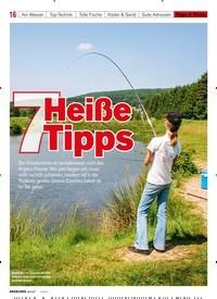 Titelbild der Ausgabe 50/2018 von 7 Heiße Tipps. Zeitschriften als Abo oder epaper bei United Kiosk online kaufen.