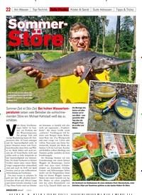 Titelbild der Ausgabe 50/2018 von Sommer-Störe. Zeitschriften als Abo oder epaper bei United Kiosk online kaufen.