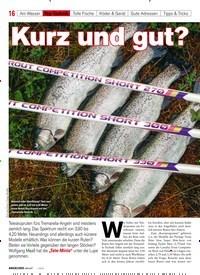 Titelbild der Ausgabe 10/2019 von Kurz und gut?. Zeitschriften als Abo oder epaper bei United Kiosk online kaufen.