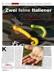 Titelbild der Ausgabe 20/2019 von Zwei feine Italiener. Zeitschriften als Abo oder epaper bei United Kiosk online kaufen.
