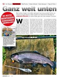 Titelbild der Ausgabe 20/2019 von Ganz weit unten. Zeitschriften als Abo oder epaper bei United Kiosk online kaufen.