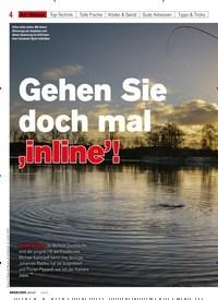 Titelbild der Ausgabe 30/2019 von Gehen Sie doch mal 'inline'!. Zeitschriften als Abo oder epaper bei United Kiosk online kaufen.