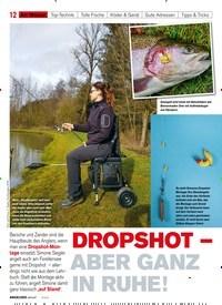 Titelbild der Ausgabe 30/2019 von DROPSHOT – ABER GANZ IN RUHE!. Zeitschriften als Abo oder epaper bei United Kiosk online kaufen.