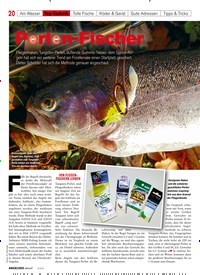 Titelbild der Ausgabe 30/2019 von Perlen-Fischer. Zeitschriften als Abo oder epaper bei United Kiosk online kaufen.