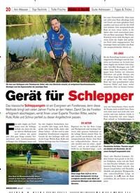 Titelbild der Ausgabe 40/2019 von Gerät für Schlepper. Zeitschriften als Abo oder epaper bei United Kiosk online kaufen.