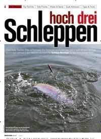 Titelbild der Ausgabe 50/2019 von hoch drei Schleppen. Zeitschriften als Abo oder epaper bei United Kiosk online kaufen.