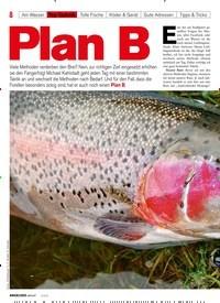 Titelbild der Ausgabe 50/2019 von Plan B. Zeitschriften als Abo oder epaper bei United Kiosk online kaufen.