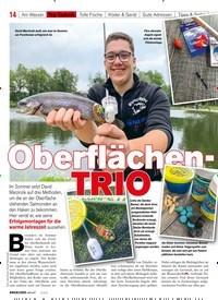 Titelbild der Ausgabe 50/2019 von Oberflächen-TRIO. Zeitschriften als Abo oder epaper bei United Kiosk online kaufen.