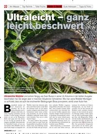 Titelbild der Ausgabe 50/2019 von Ultraleicht – ganz leicht beschwert. Zeitschriften als Abo oder epaper bei United Kiosk online kaufen.
