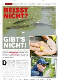 Titelbild der Ausgabe 60/2019 von BEISST NICHT? GIBT'S NICHT!. Zeitschriften als Abo oder epaper bei United Kiosk online kaufen.