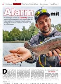 Titelbild der Ausgabe 10/2020 von Alarm mit Lärm. Zeitschriften als Abo oder epaper bei United Kiosk online kaufen.
