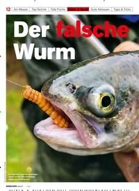 Titelbild der Ausgabe 10/2020 von Der fa sche Wurm. Zeitschriften als Abo oder epaper bei United Kiosk online kaufen.