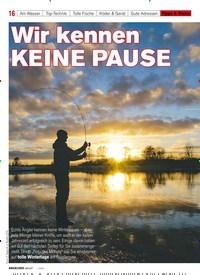 Titelbild der Ausgabe 10/2020 von Wir kennen KEINE PAUSE. Zeitschriften als Abo oder epaper bei United Kiosk online kaufen.