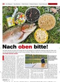 Titelbild der Ausgabe 10/2020 von Nach oben bitte!. Zeitschriften als Abo oder epaper bei United Kiosk online kaufen.