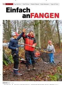 Titelbild der Ausgabe 20/2020 von Einfach an FANGEN. Zeitschriften als Abo oder epaper bei United Kiosk online kaufen.