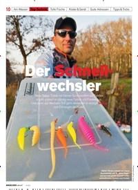 Titelbild der Ausgabe 40/2020 von Top-Technik: Der Schnellwechsler. Zeitschriften als Abo oder epaper bei United Kiosk online kaufen.