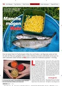 Titelbild der Ausgabe 40/2020 von Köder & Gerät: Manche mögen Mais. Zeitschriften als Abo oder epaper bei United Kiosk online kaufen.