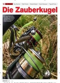 Titelbild der Ausgabe 40/2020 von Am Wasser: Die Zauberkugel. Zeitschriften als Abo oder epaper bei United Kiosk online kaufen.
