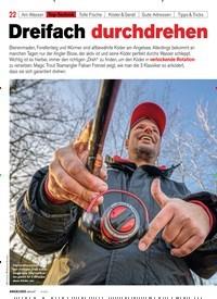 Titelbild der Ausgabe 40/2020 von Top-Technik: Dreifach durchdrehen. Zeitschriften als Abo oder epaper bei United Kiosk online kaufen.